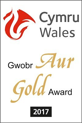 Awarded to Llanfair Hall in recognition of exceptional quality and facilities