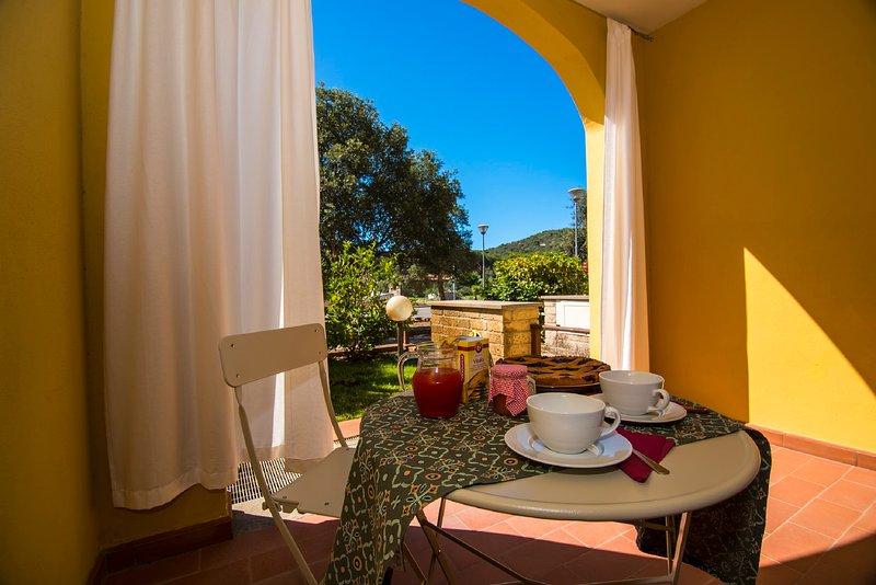 Appartamento Stella nel Borgo di Alberese, vacation rental in Alberese
