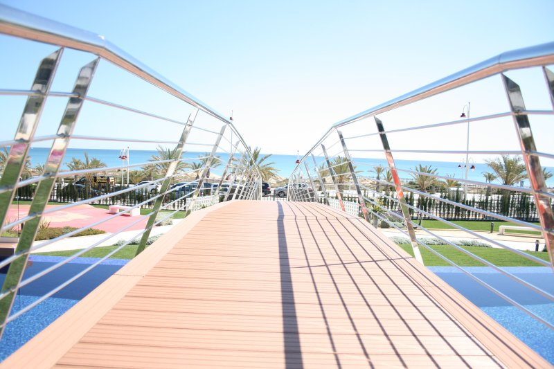Ocean View Apartment luxe, holiday rental in Los Arenales del Sol