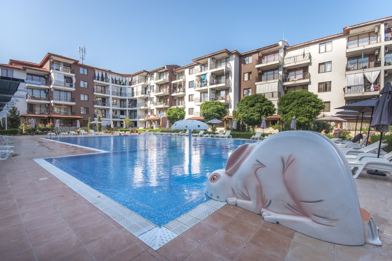 1 BDR Apartment near the beach, vacation rental in Nessebar