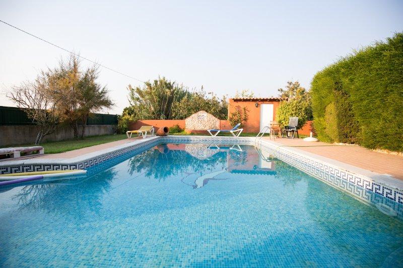 Lupe Villa, Torres Vedras, Lisbon, Ferienwohnung in Torres Vedras