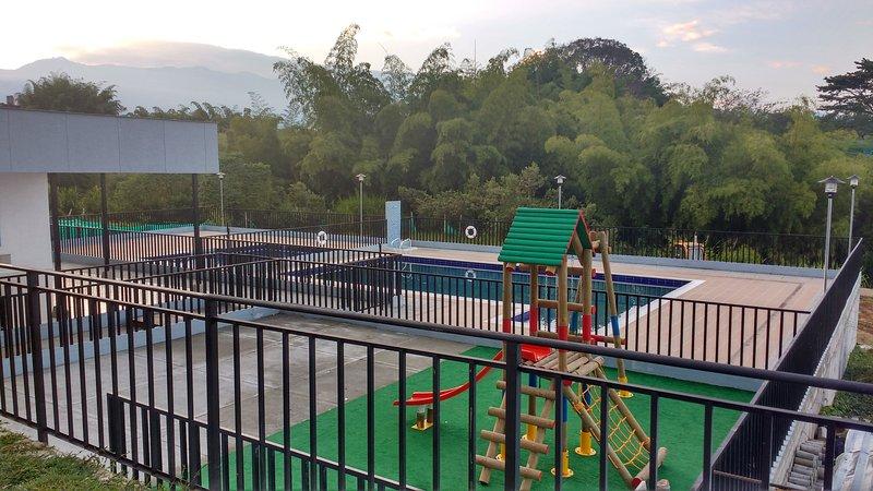 Pool / Playground