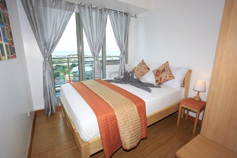 Segunda habitación con balcón