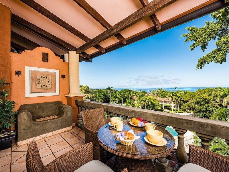 Amazing views from El Diria penthouse