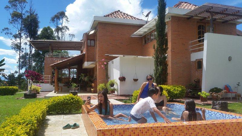 CASA FLORENCIA, holiday rental in Cauca Department