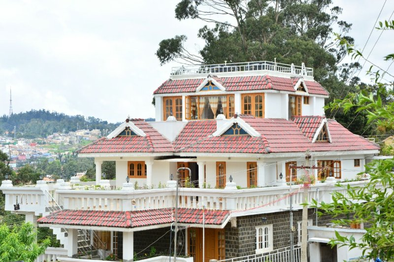 PEARS GARDEN ROYAL 2 BED ROOM, vakantiewoning in Dindigul District