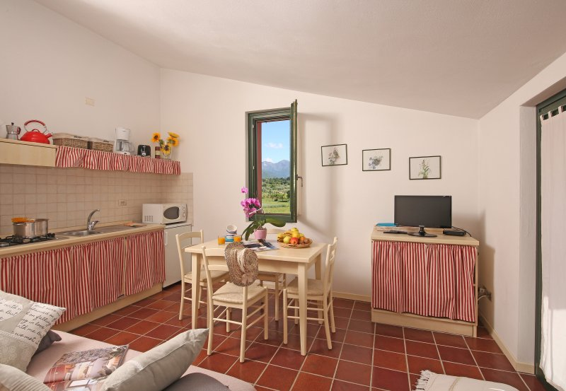 Two bedrooms apartment