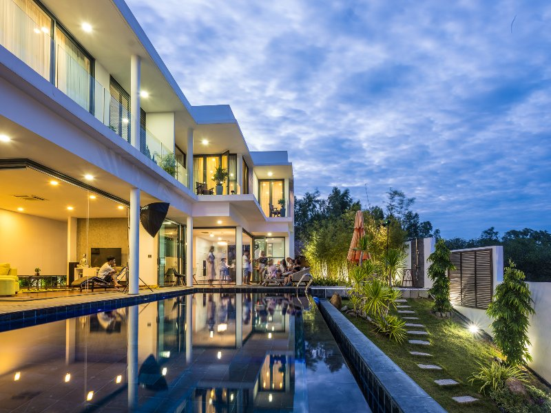 HAPIER VILLA, holiday rental in Nha Trang