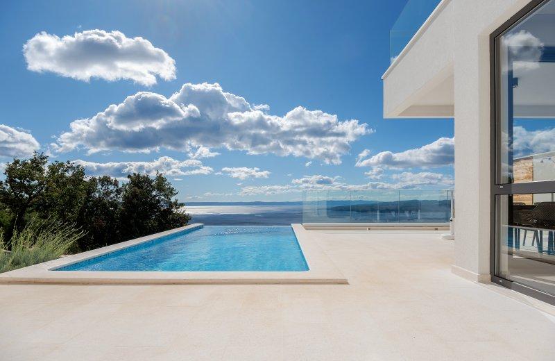 Villa Bellevue Bast - FIRST MINUTE 2022 - BOOK NOW, casa vacanza a Baska Voda