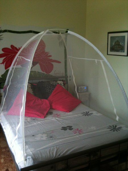 Another room available for children or couple of friends