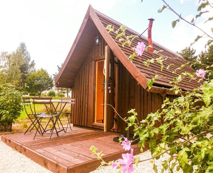 La Cabane Tröll, vivez un moment insolite dans ce nid douillet tout confort près Beauval et Châteaux