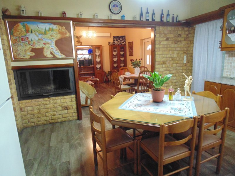 Kichen living room