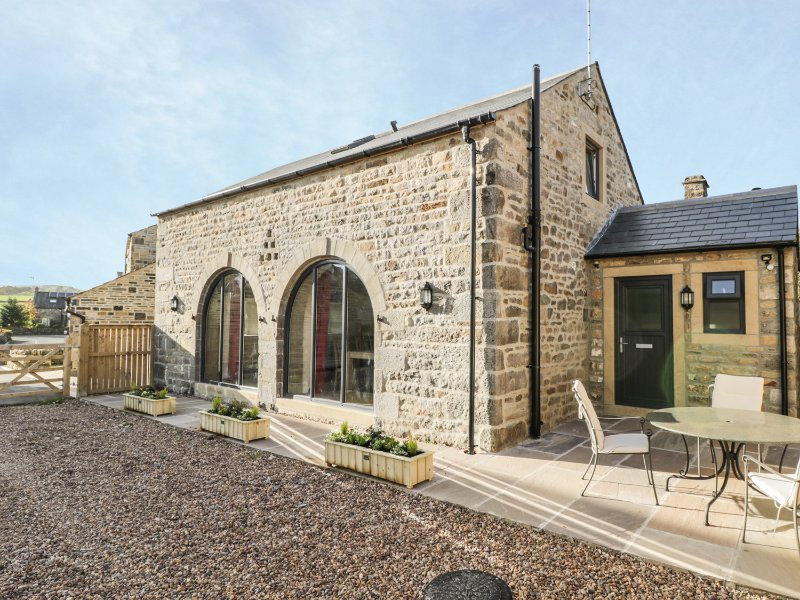 THE COACH HOUSE, WIFI, open plan, barn conversion, Ref 953828, vacation rental in Settle
