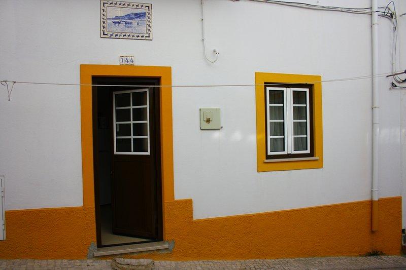 Apartamento en Nazaré, vacation rental in Nazare