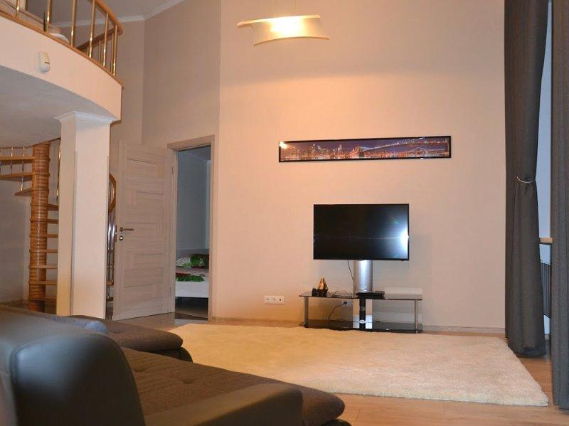 3003 - Lux. Two bedrooms. 1 Shota Rustaveli. Centre, holiday rental in Kyiv (Kiev)