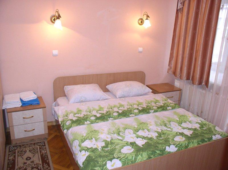 Two-room. 12b Pushkins'ka St. Centre of Kiev, vacation rental in Kyiv (Kiev)