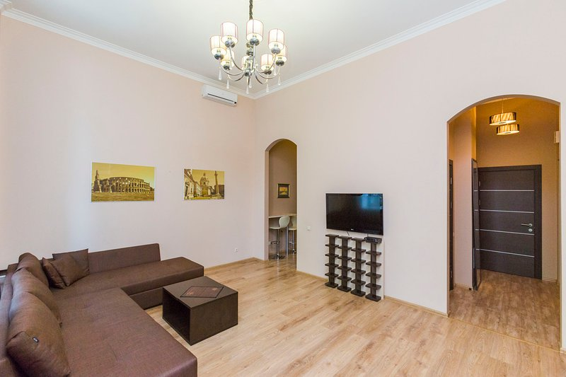 Two-room. 22a Mykhailivska St. Centre of Kiev, vacation rental in Kyiv (Kiev)