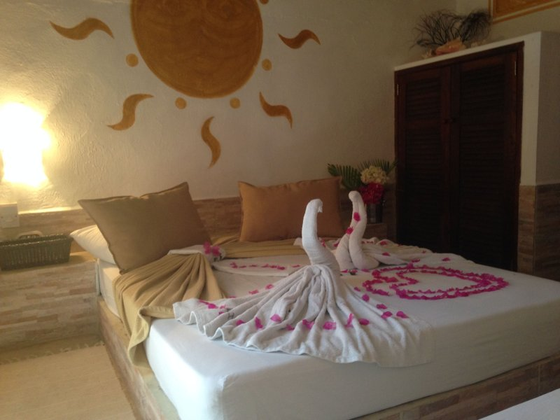 POSADA LAGUNITA ~Suite Triple+Breakfast~, location de vacances à Archipel de Los Roques