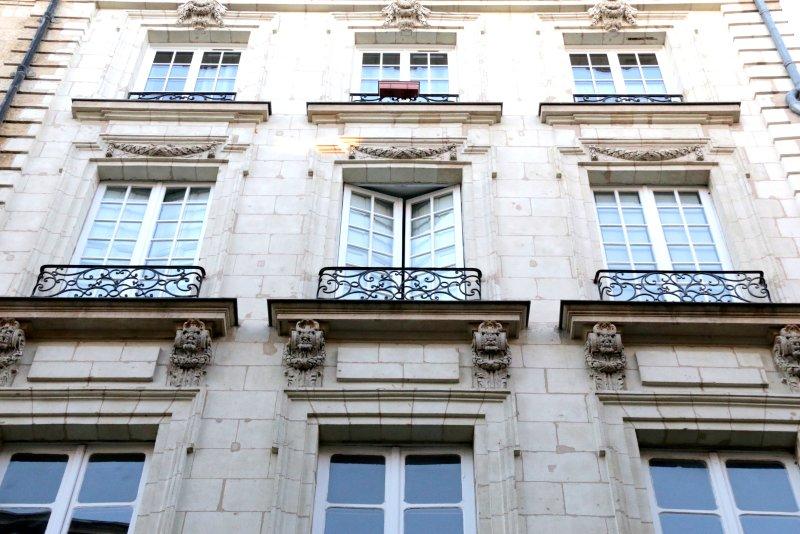 La clé de l'appartement Bordeaux est au niveau intermédiaire