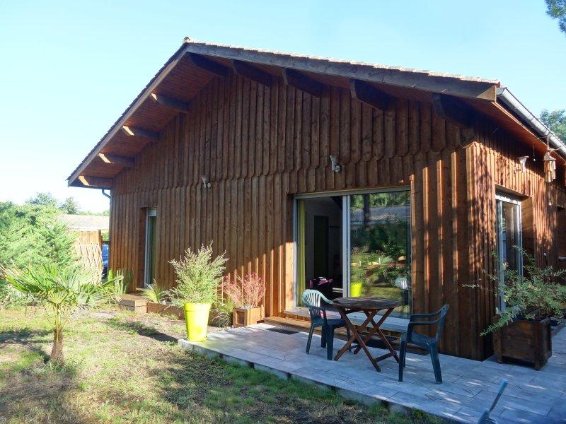 AKTUALISIERT: 2019 - Maison bois intérieur moderne – Ferienhaus in ...