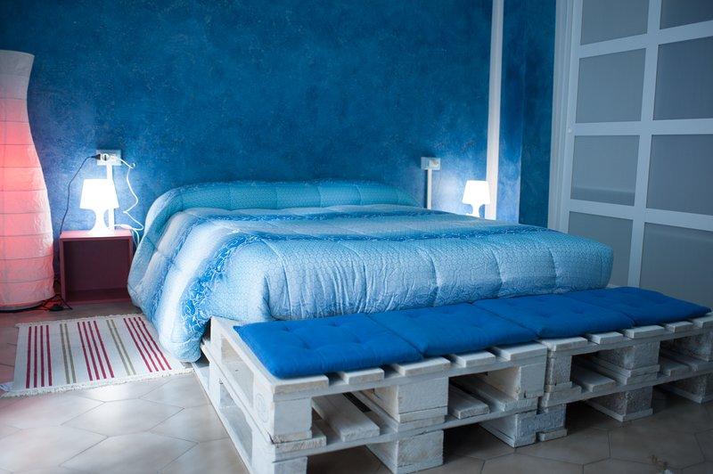Casa Tua Originali stanze vi aspettano, holiday rental in Poggiofiorito
