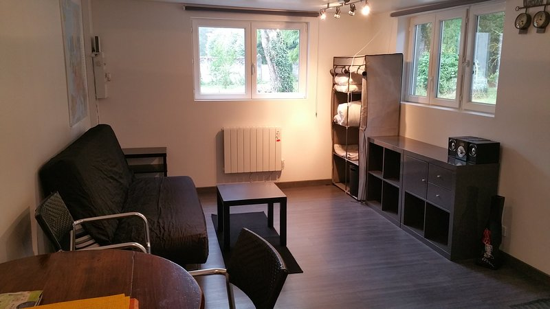 Studio Saint-Ay sur la route des châteaux, holiday rental in Saint-Hilaire-Saint-Mesmin