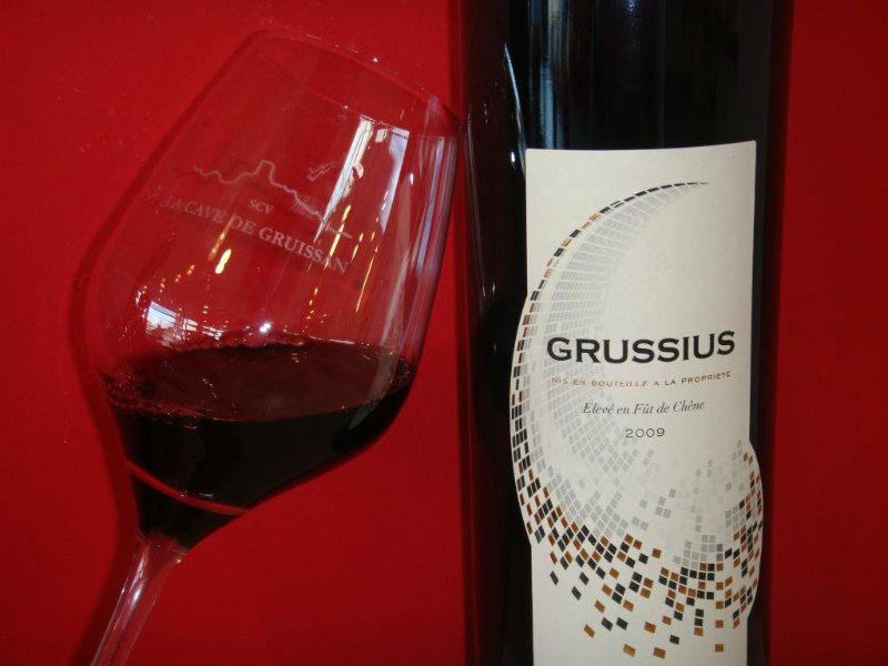 The wines of Gruissan