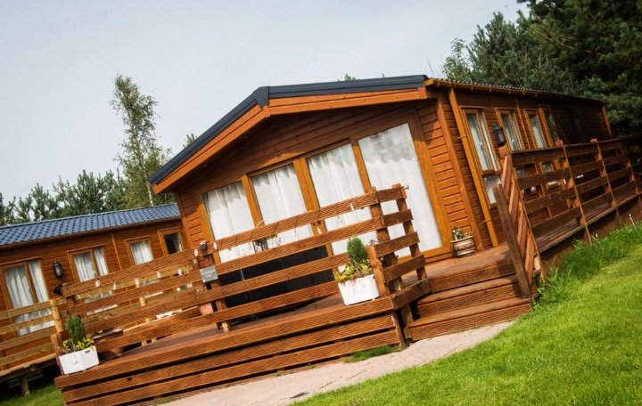 The Chillingham Felmoor Park Luxury Hot Tub Lodge Updated 2019