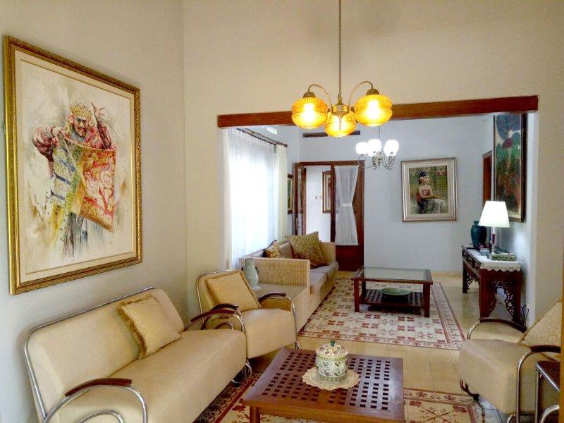 Kemuning House, holiday rental in Banguntapan