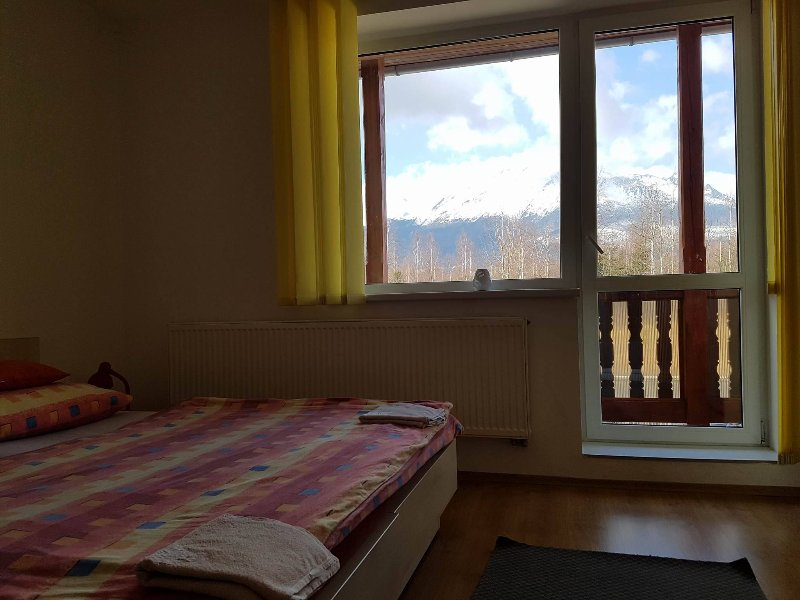 Apartmany Slavkov, holiday rental in Velka Lomnica