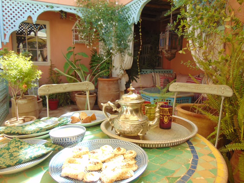 Dar Patrick - Whole house (3 bedrooms), holiday rental in Marrakech