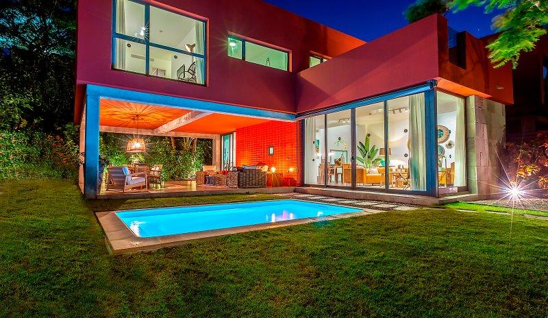 Deluxe villa with private pool Salobre Villas Premium I, vacation rental in Montana La Data