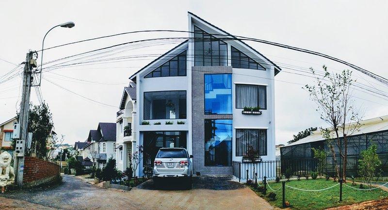 La Maison Grise DaLat, casa vacanza a Da Lat