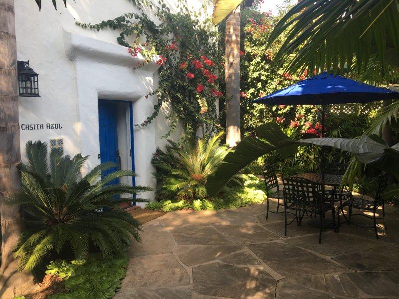 "Benvenuti in Casita Azul - ""Blue House"""