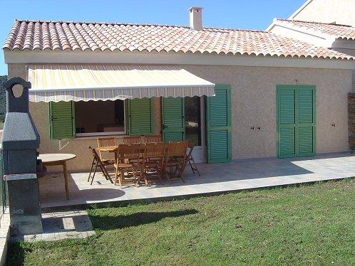 VILLA LISA A SAINT-FLORENT, Haute- Corse avec piscine partagée, alquiler vacacional en Biguglia