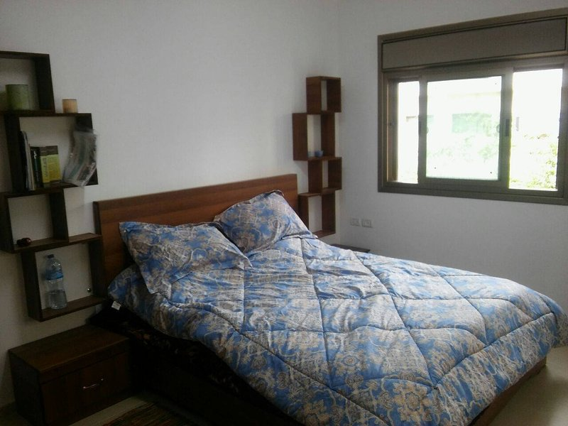 Bright Spacious Flat in Bethlehem, holiday rental in Dead Sea Region