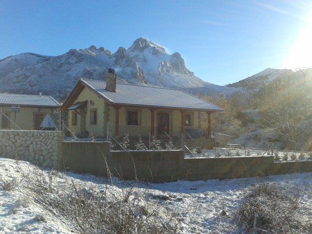 Casa rural Refugio del Cueto ***, holiday rental in Province of Leon