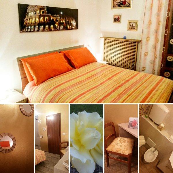Affittacamere Da Ginetto ;camere appena  ristrutturate con bagno privato ., casa vacanza a Bastia Umbra