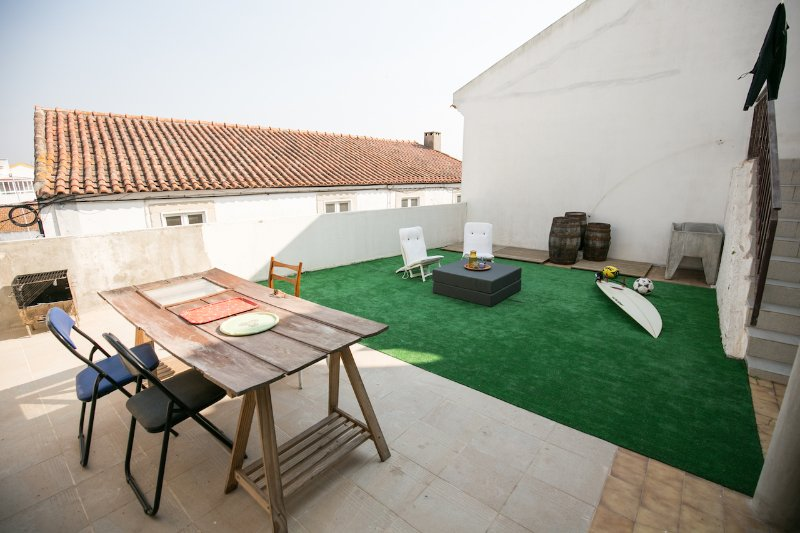 Bonny Villa, Peniche, Leiria, holiday rental in Serra del Rei