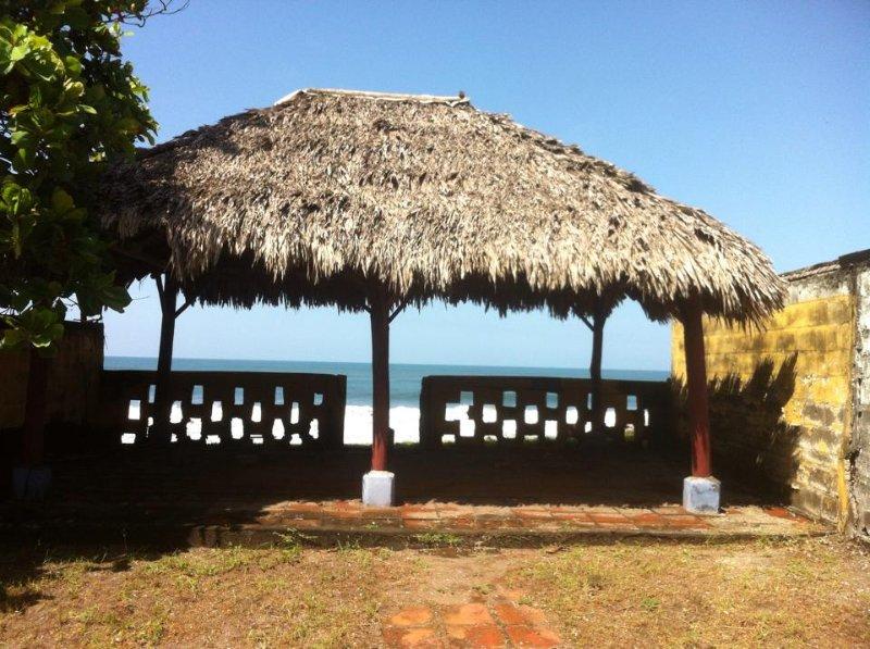 Yoga Chikitsa Nicaragua School in Las Peñitas, Leon, Nicaragua. – semesterbostad i Las Penitas