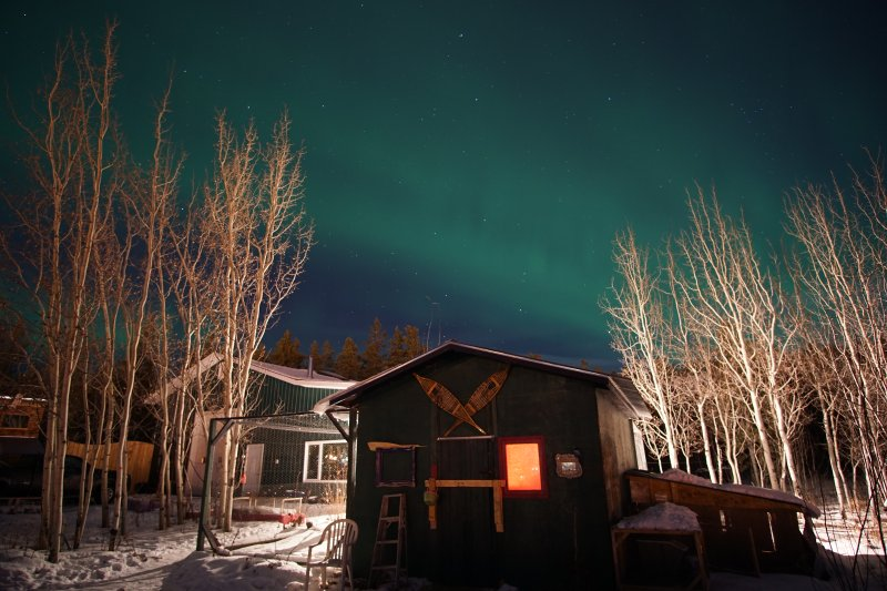 Waterfront Urban Farm-Northern Lights Viewing from Your Doorstep, vacation rental in Whitehorse