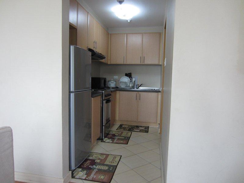 Condominium - 2 Br -One Central - Eastwood City- Quezon City / Manila - P30K/Mo., casa vacanza a Quezon City