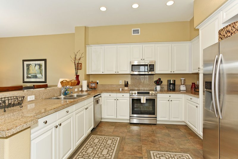 Your Spacious, Fully Equipped Kitchen