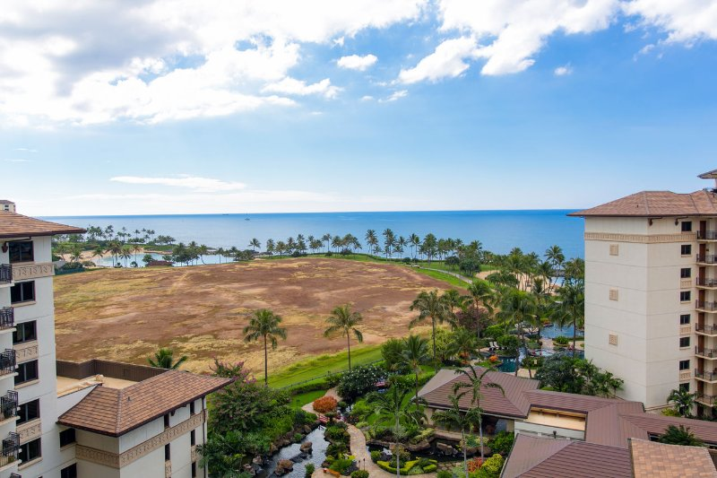 Panoramic Ocean View from your lanai