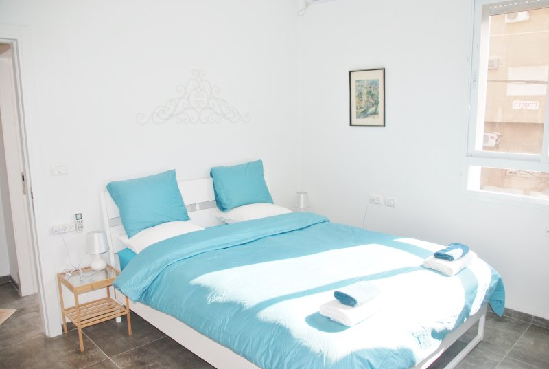 Carmel Apartments -  'Oren' - Amazing and spacious apartment - Haifa, vakantiewoning in Haifa