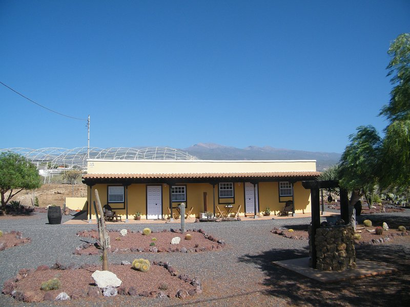 Casa Rural San Jose, holiday rental in Chimiche
