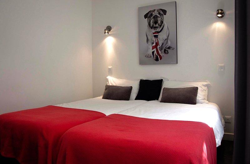 Casa Cosy Optimista habitación Les Halles Biarritz