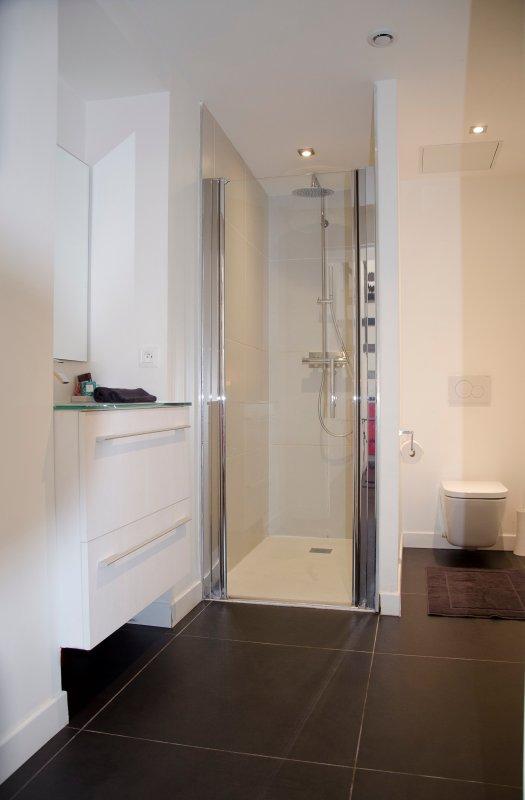 Casa Cosy Optimista baño Les Halles Biarritz