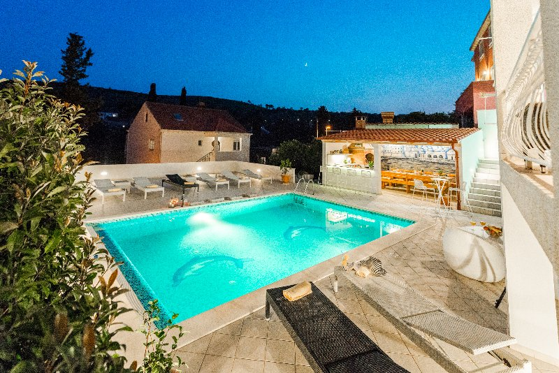 Villa Paula, vacation rental in Mlini