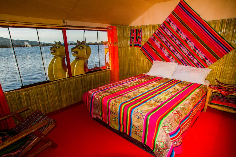 Uros Qhota Uta Lodge, location de vacances à Puno Region
